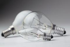 Lampada elettrica Immagine Stock