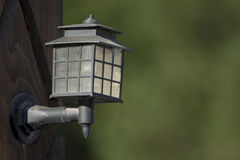 Lampada esterna Immagine Stock