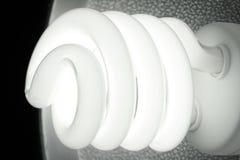 Lampada fluorescente Immagini Stock