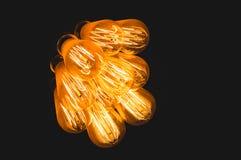 Lampada incandescente Fotografie Stock