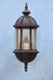 Lampada nera Fotografie Stock Libere da Diritti