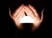 Lampada piombo Fotografia Stock