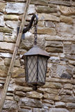 Lampada storica Fotografia Stock
