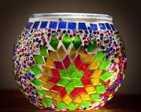 Lampada turca tradizionale Fotografia Stock