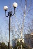 lampadaire Image libre de droits