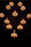 Lampadari a bracci Fotografie Stock Libere da Diritti