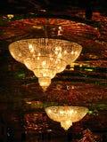 Lampadari a bracci reali Fotografia Stock