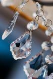 Lampadario a bracci a cristallo Fotografia Stock Libera da Diritti