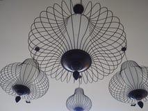 lampade fotografia stock
