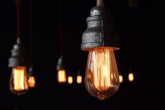 lampade Fotografia Stock Libera da Diritti