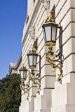 Lampade da parete Immagini Stock Libere da Diritti