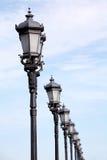Lampade di via Immagini Stock