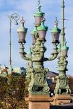 Lampade di via di Göteborg Fotografia Stock Libera da Diritti