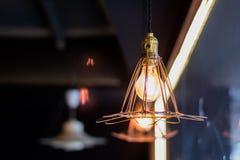 Lampade incandescenti Fotografia Stock
