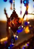 Lampade turche Fotografie Stock