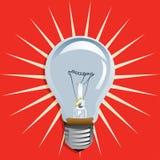 LAMPADINA Fotografie Stock Libere da Diritti