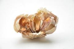 Lampadina arrostita dell'aglio Fotografia Stock Libera da Diritti
