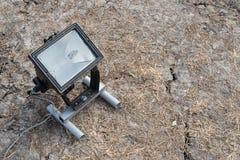 Lampadina con la siccità Fotografia Stock