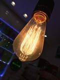 Lampadina decorativa del filamento fotografia stock