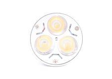 Lampadina di risparmio di energia del LED fotografia stock