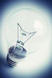 Lampadina di vetro Fotografia Stock