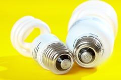 Lampadina economizzatrice d'energia Immagini Stock Libere da Diritti