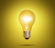 Lampadina economizzatrice d'energia illustrazione vettoriale