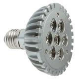 Lampadina economizzatrice d'energia del LED fotografie stock