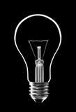 Lampadina elettrica Immagine Stock Libera da Diritti