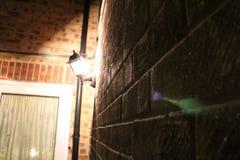Lampadina luminosa immagini stock
