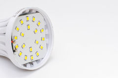 Lampadina nuda del LED Immagini Stock