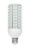 Lampadina potente di risparmio di energia LED Fotografia Stock Libera da Diritti