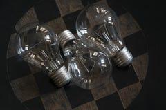 lampadine Fotografia Stock