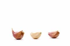 Lampadine dell'aglio Immagini Stock Libere da Diritti