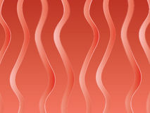 Lampadine rosse Fotografie Stock Libere da Diritti