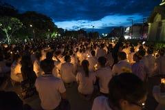 LAMPANG,泰国- 10月13,2017 免版税库存照片
