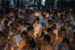 LAMPANG,泰国- 10月13,2017 库存图片