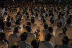 LAMPANG,泰国- 10月13,2017 免版税图库摄影