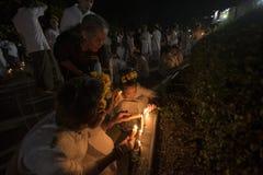 LAMPANG,泰国- 10月13,2017 库存照片
