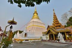 Lampang, Ταϊλάνδη Στοκ εικόνα με δικαίωμα ελεύθερης χρήσης