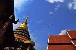 lampang luang phra wat Στοκ εικόνα με δικαίωμα ελεύθερης χρήσης