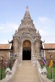 Lampang Luang WAt Stock Image