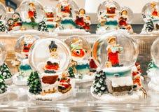 LAMPANG, TAILÂNDIA - o 30 de outubro de 2018: Natal g de Papai Noel fotografia de stock royalty free
