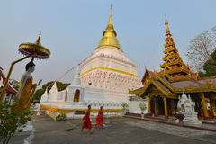 Lampang, Tailandia foto de archivo libre de regalías