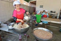 Lampang, Tailandia fotos de archivo