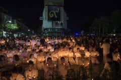 LAMPANG, TAILANDIA - oct 13,2017 fotos de archivo