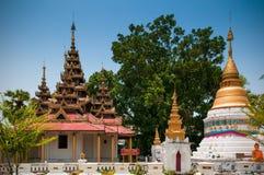 Lampang, templo del amigo de Sri, Tailandia imagenes de archivo