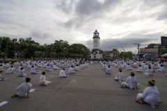 LAMPANG, THAÏLANDE - Oct. 13,2017 image libre de droits