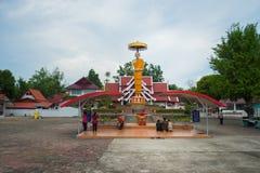 LAMPANG, THAILAND - MAY 29,2016 : Luang PHO Kasem Khem Stock Photo