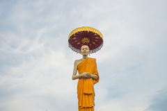 LAMPANG, THAILAND - MAY 29,2016 : Luang PHO Kasem Khem Royalty Free Stock Photos